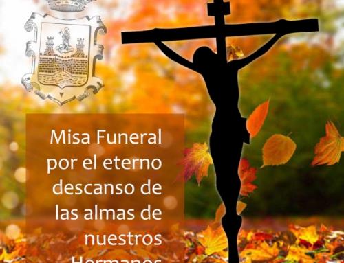 Misa Funeral Noviembre 2018