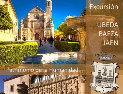 Viaje a Ubeda, Baeza y Jaén